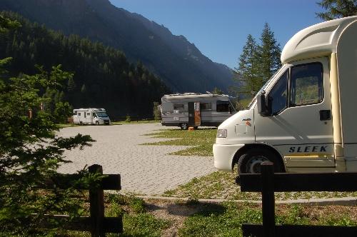 Area Camper Parco Mongiardino