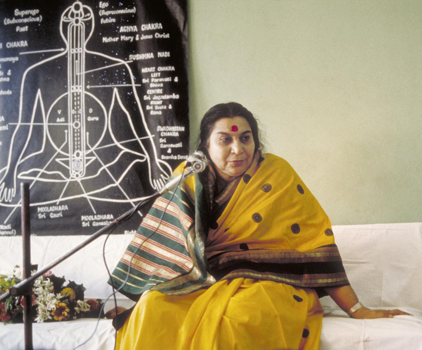 Sahaja Yoga - Shri Mataji Nirmala Devi