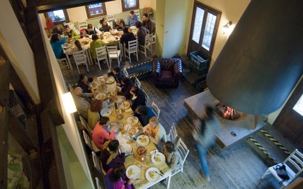 ristorante del Parco Mongiardino